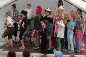 10jähriges Jubiläum Montessori Kindergarten Frasdorf - Monte-Schule Rohrdorf