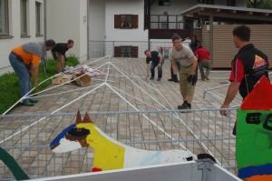 Elternmitarbeit im Montessori Kindergarten Frasdorf