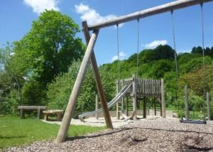 Garten Schaukel Montessori Kindergarten Frasdorf