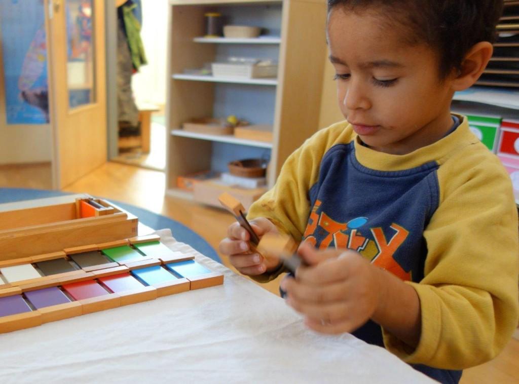 Gut gemocht Montessori-Material - Montessori Kindergarten Frasdorf FB25